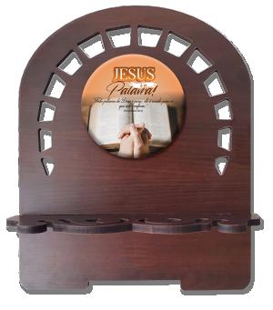 Porta Bíblia G Jesus é a Palavra - PBG-011