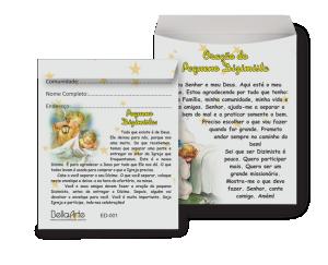 Envelopes Dizimista - ED-001