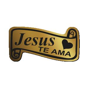Etiqueta Decorativa - Jesus - AP-010
