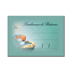 Lembrancinhas Batismo - LF-002