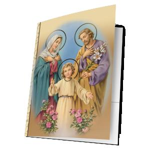 Pasta Sagrada Família - PA-001