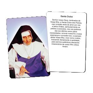 Santinho Santa Dulce - SA-025