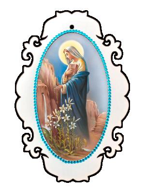 Medalhão Nossa Senhora - MSM-042