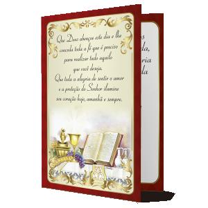Cartão Que Deus abençoe este dia... -M-269A