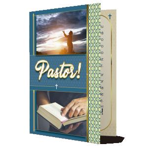 Cartão Homem que Deus escolheu... - M-430