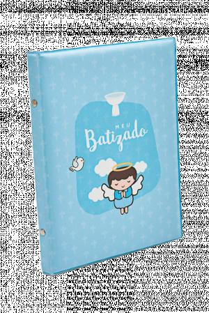 Álbum Batismo Azul - AL-002