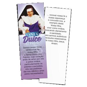Marca Página - Santa Dulce - MP-075
