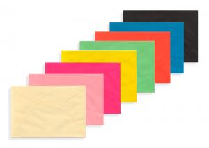 Kit Envelopes Bella Arte - Sortidos - kit com 1.000 unidades - KAX-002