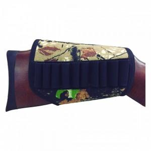 Cartucheira de Coronha Camuflada em Nylon