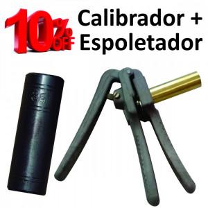 Kit 3 - Espoletador + Calibrador