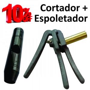 Kit 4 - Espoletador + Cortador