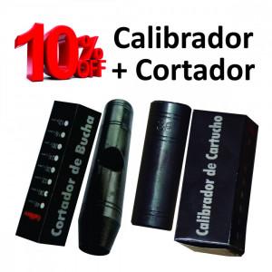 Kit 1 - Cortador + Calibrador