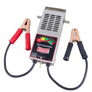 Teste de Bateria Eletronico