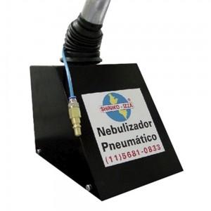 Nebulizador Pneumático para higienização do Ar Condicionado