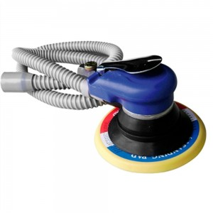 Lixadeira orbital com aspiração (Roquite)