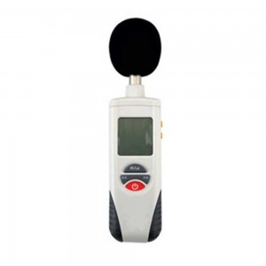 Decibelímetro - Equipamento digital para medir o nível sonoro, próprio para inspeção veicular.