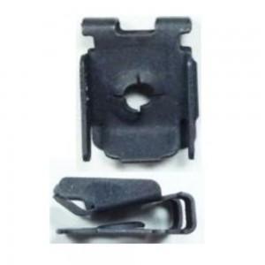 Porca rápida 4,2 mm - com aba- 20 peças