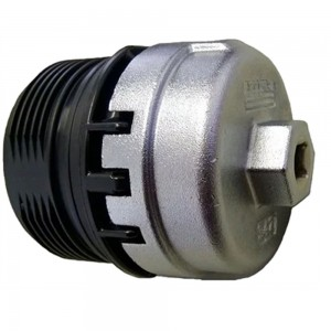 Chave de 64,5mm para filtro de óleo Corolla, Honda, Toyota, Nissan