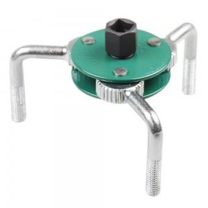 Saca Filtro Regulavel Universal 63 á 102mm Enc.3/8 C/Adaptador de 1/2.