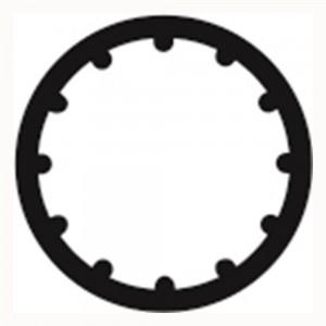 Saca filtro de óleo 67 mm para renault