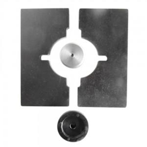 Jogo de Dispositivos para Sacar Cubo de Roda Dianteira do Rolamento da Hilux