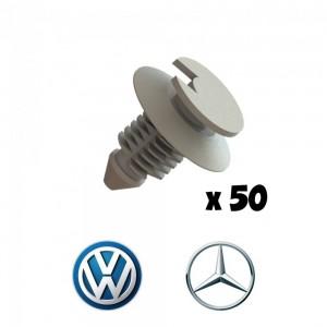 Kit de forração interna  Volkswagen, Mercedes, Delivery - com 30 peças