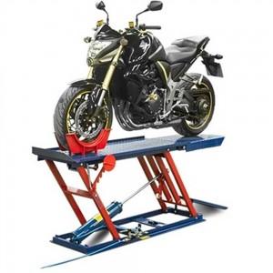 Elevador Pneumatico Para Moto