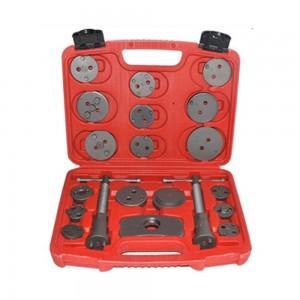 Kit de Ferramenta para êmbolo da pinça de freio traseiro com  21 peças