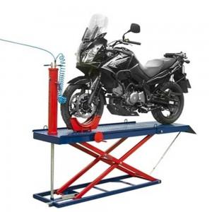 Elevador Pneumatico Para Moto 450 Kg