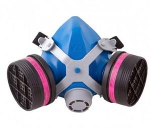 Máscara respirador semi facial