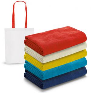 Kit toalha de praia + sacola