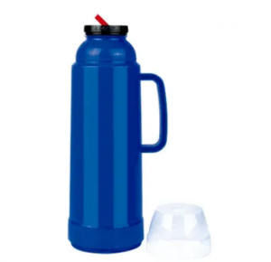 Garrafa Térmica Use Flip Azul 1 Litro