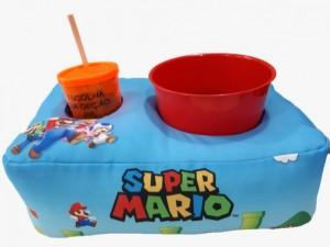 Almofada pipoca Super Mario