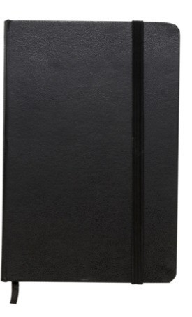 Caderneta Moleskine