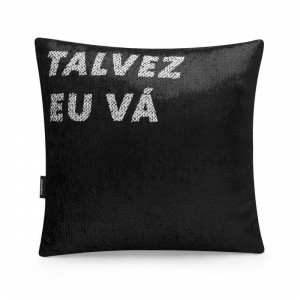 ALMOFADA LANTEJOULAS TALVEZ