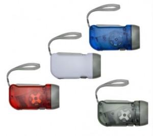 Lanterna Plástica 3 leds