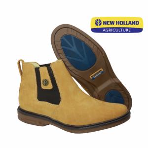 BOTINA VARSI DE COURO (2277) NEW HOLLAND