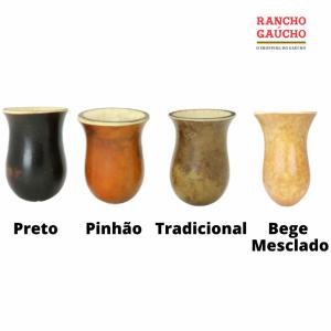CUIA BAGO DE TOURO DE PORONGO (P ao G) - RANCHO GAÚCHO