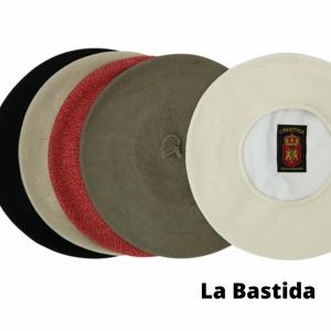 BOINA ARGENTINA DE LINHA LEVE - LA BASTIDA