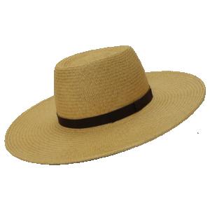 Chapéu Campeiro Panamá Aba 10 Lagomarsino