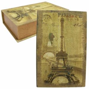 CAIXA BOOK PARIS (Ymh717-27) - ARTES ZU