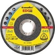 Disco de Corte Kronenflex Ø125x1,2x22,23 mm - Klingspor - Edge Special (317820)