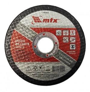 Disco de Corte 180x1,6x22 mm - MTX - Inox e Metal (7378155)