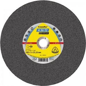 Disco de Corte Kronenflex Ø180x2,0x22,23 mm - Klingspor - A36TZ Special (136551)