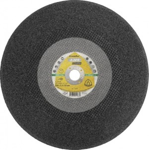 Disco de Policorte Kronenflex Ø350x3,5x25,4 mm - Klingspor - A24R Supra (13528)