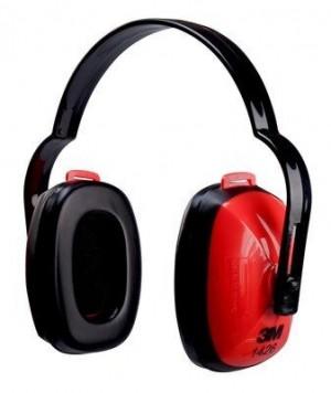 Protetor Auditivo Tipo Concha - 3M - Abafador de Rúidos (HB004188494)