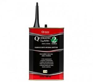 Fluído de Corte para Aluminio 500ml - QUIMATIC - Nº 2 (AG1)