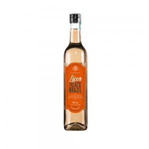Licor de Tangerina 500 mL – Heats Brazil