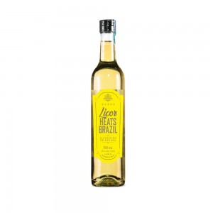Licor de Banana 500 mL – Heats Brazil