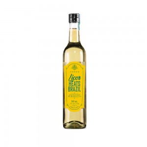 Licor de Maracujá 500 mL – Heats Brazil